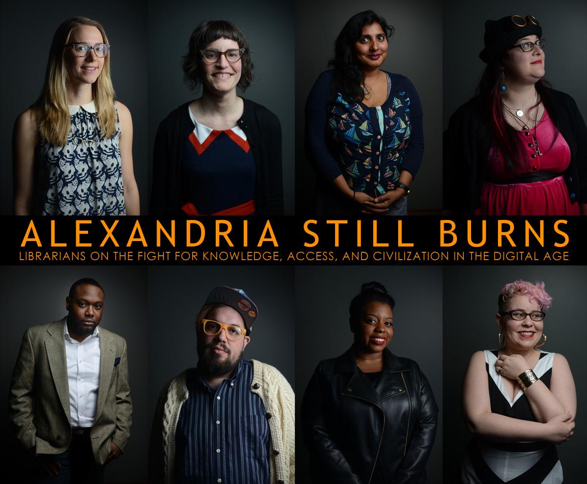Alexandria Still Burns